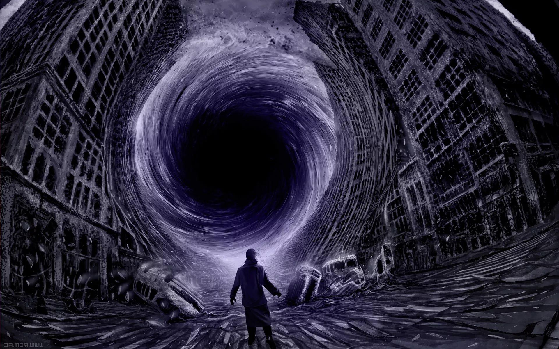 Теория исчезающих измерений.