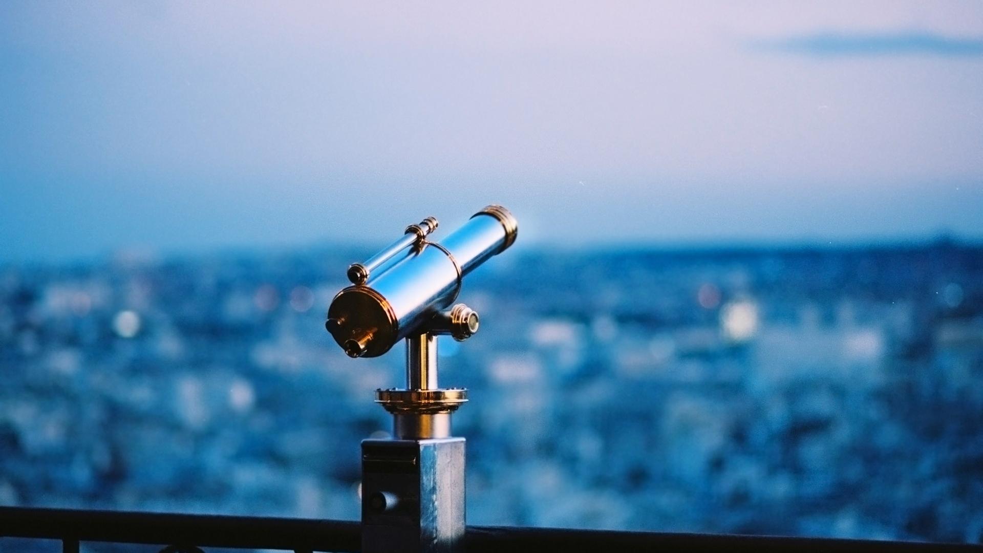 Шо по телескопу?