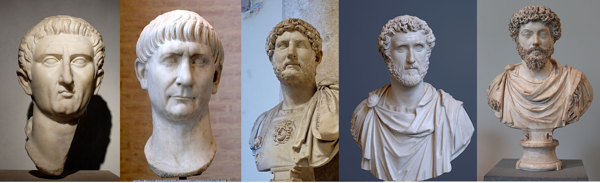 Римская империя: пять хороших императоров