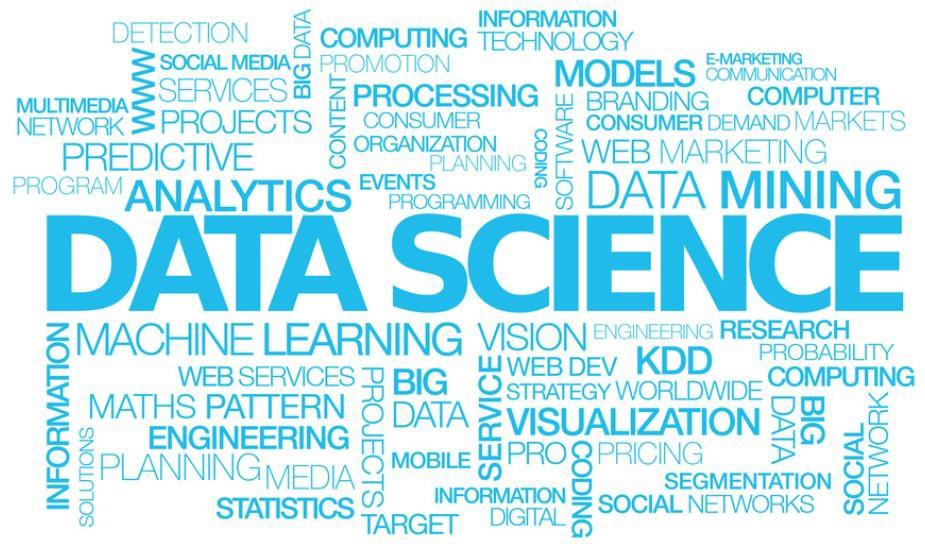 Искусственный интеллект, машинное обучение, большие данные, наука о данных, инженерия данных