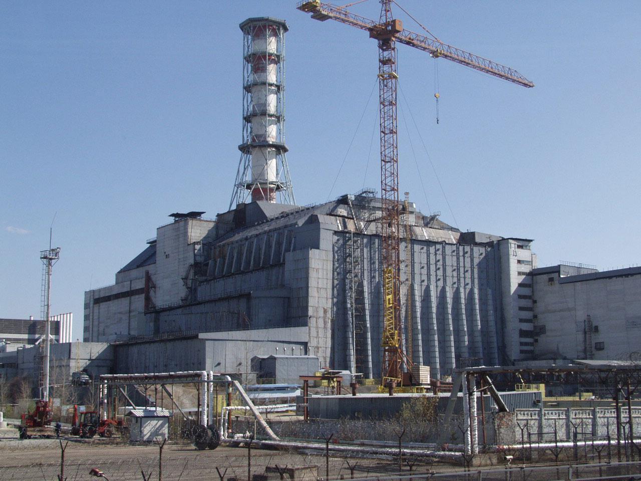 Чернобыльская авария. Часть 2