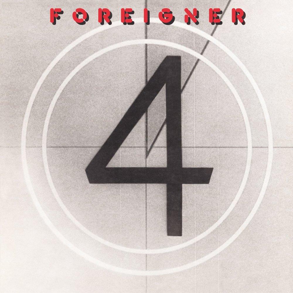 Foreigner: Иностранцы на вершине чарта