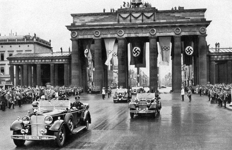 Летняя олимпиада 1936 в Берлине