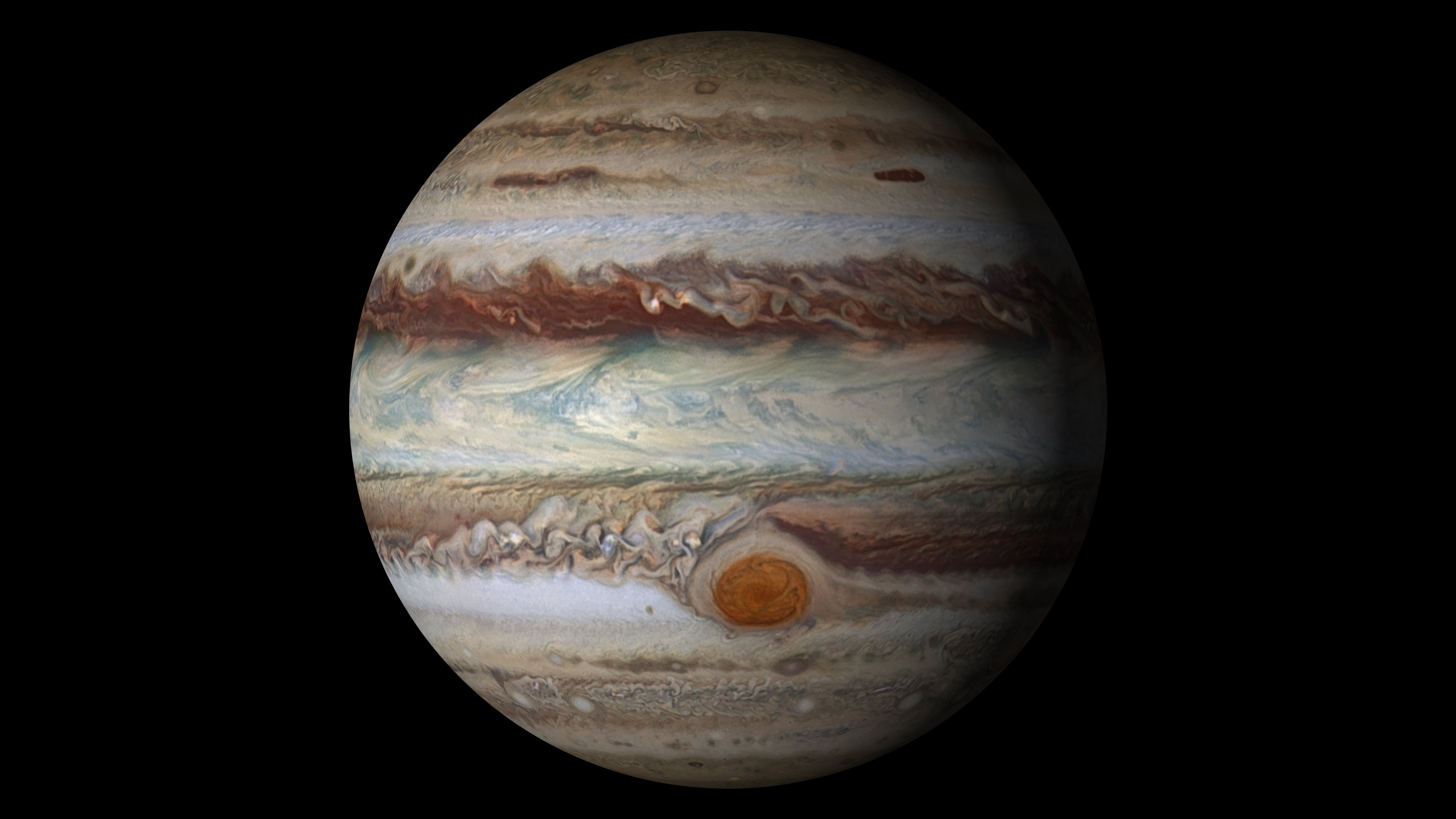 1 Jupiter is the largest planet in our solar system with a mean diameter of 139822 km 86881 miles 2 Jupiters mass is 318 times larger than Earth The